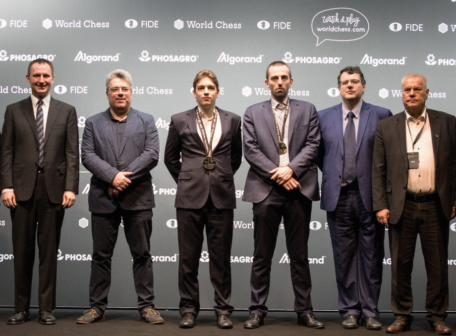 Alexander Grischuk wins FIDE Grand Prix in Hamburg