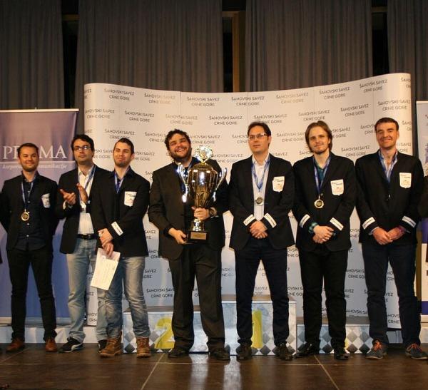 Obiettivo Risarcimento and Nona take European Club Cup