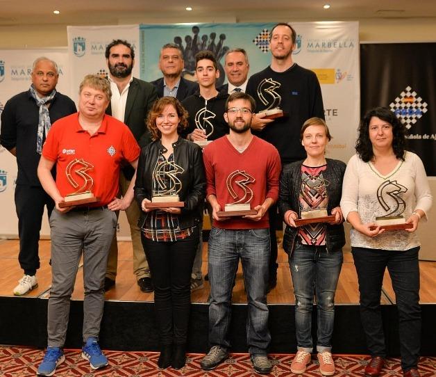 Alexei Shirov wins Spanish Championship