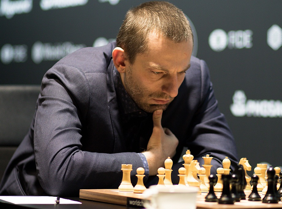 December rating list: Grischuk is back in the top 5
