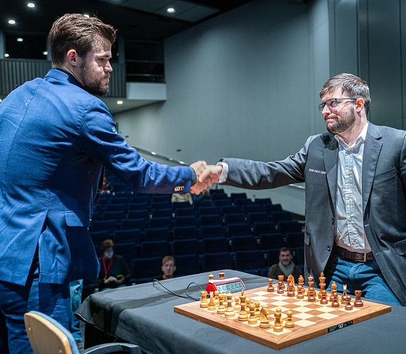Grand Chess Tour Finals Day 1: Two eventful draws