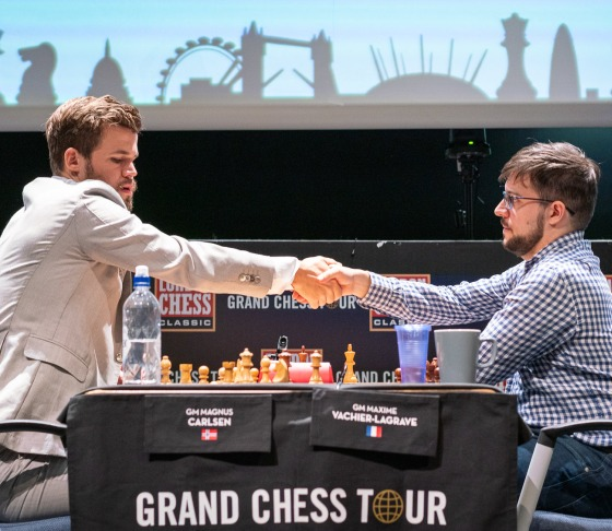 GCT Finals: Rapid and blitz to determine the finalists