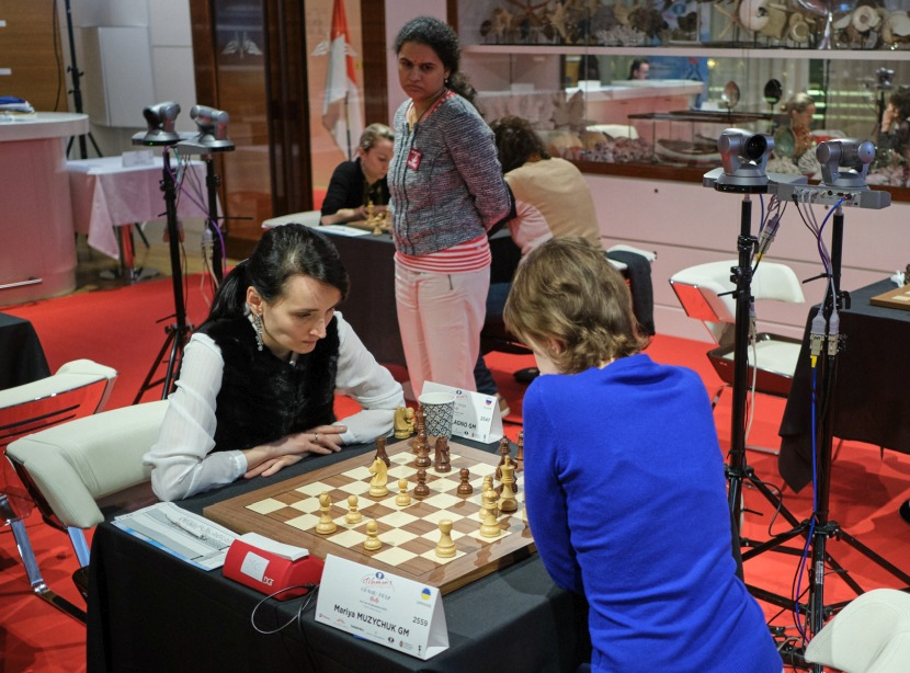 FIDE Women's Grand Prix reaches cruising speed