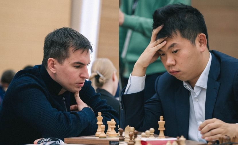 Wang Hao and Andreikin join the Jerusalem Grand Prix