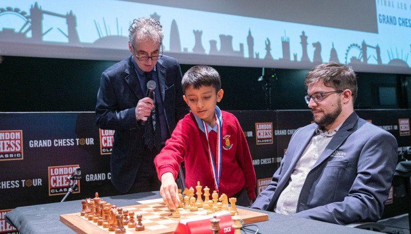 GCT London Finals:  Vachier-Lagrave miraculously escapes