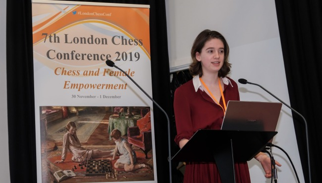 Chess and Female Empowerment conference concluded in London