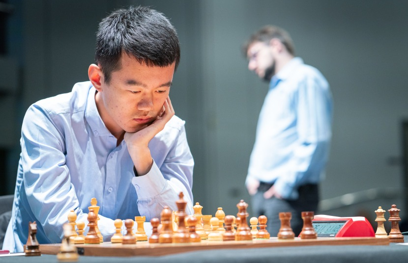 GCT London Finals: Ding Liren scores, Carlsen escapes