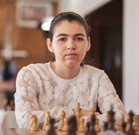 Goryachkina misses a chance to join the lead in Monaco