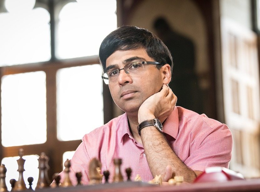 Anand's 50th anniversary: Five chess gems