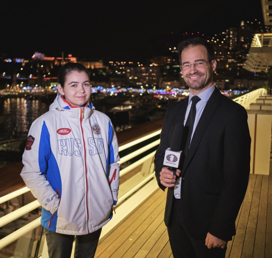 Goryachkina emerges as the sole leader in Monaco