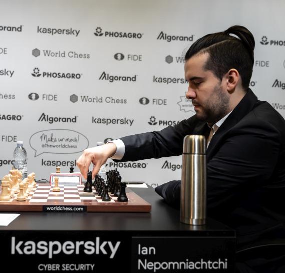 Grand Prix Jerusalem: Ian Nepomniachtchi eliminates Maxime Vachier-Lagrave