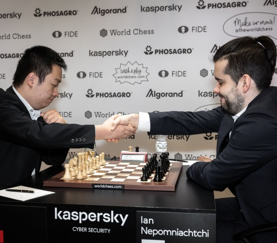 GP Jerusalem: Nepomniachtchi is one draw away from the Candidates