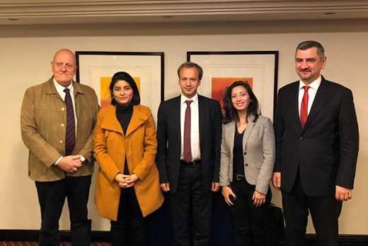 Chilean authorities welcome FIDE in Santiago
