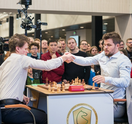 World Blitz Championship: Carlsen and Lagno sprint to the top