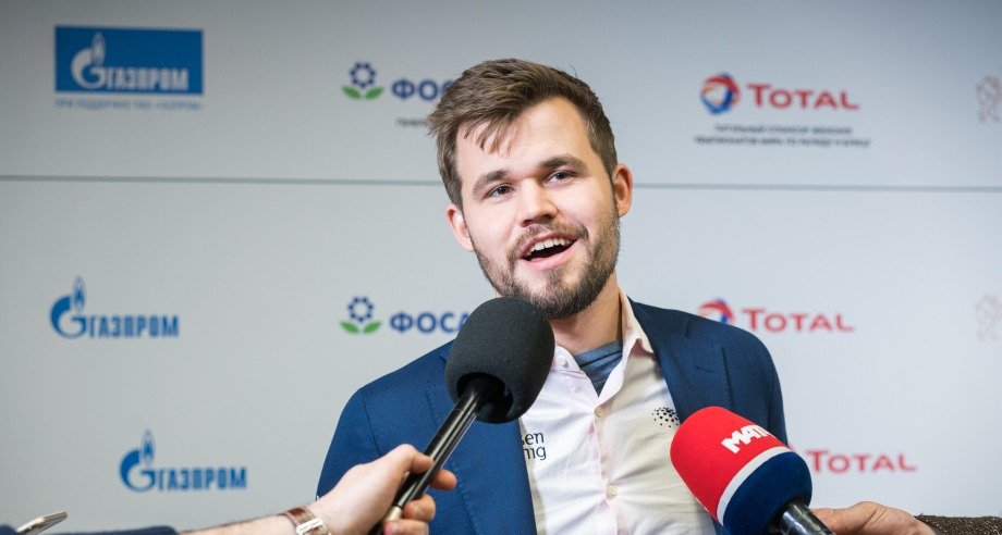 Carlsen and Koneru are the 2019 World Rapid Champions