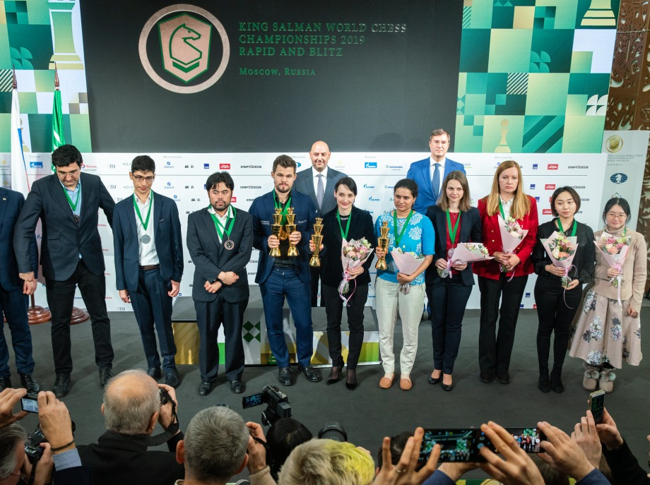 The 2019 World Rapid and Blitz recap: How will the event be remembered?