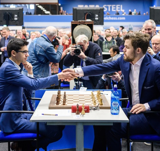 Tata Steel Chess 2020: Young guns take the lead