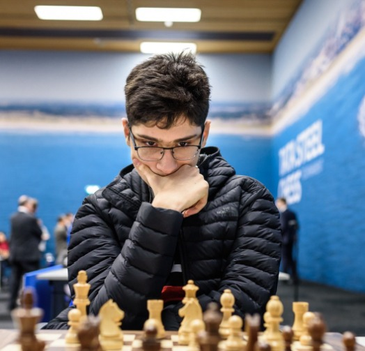 Tata Steel Chess 2020: Five players atop after two rounds