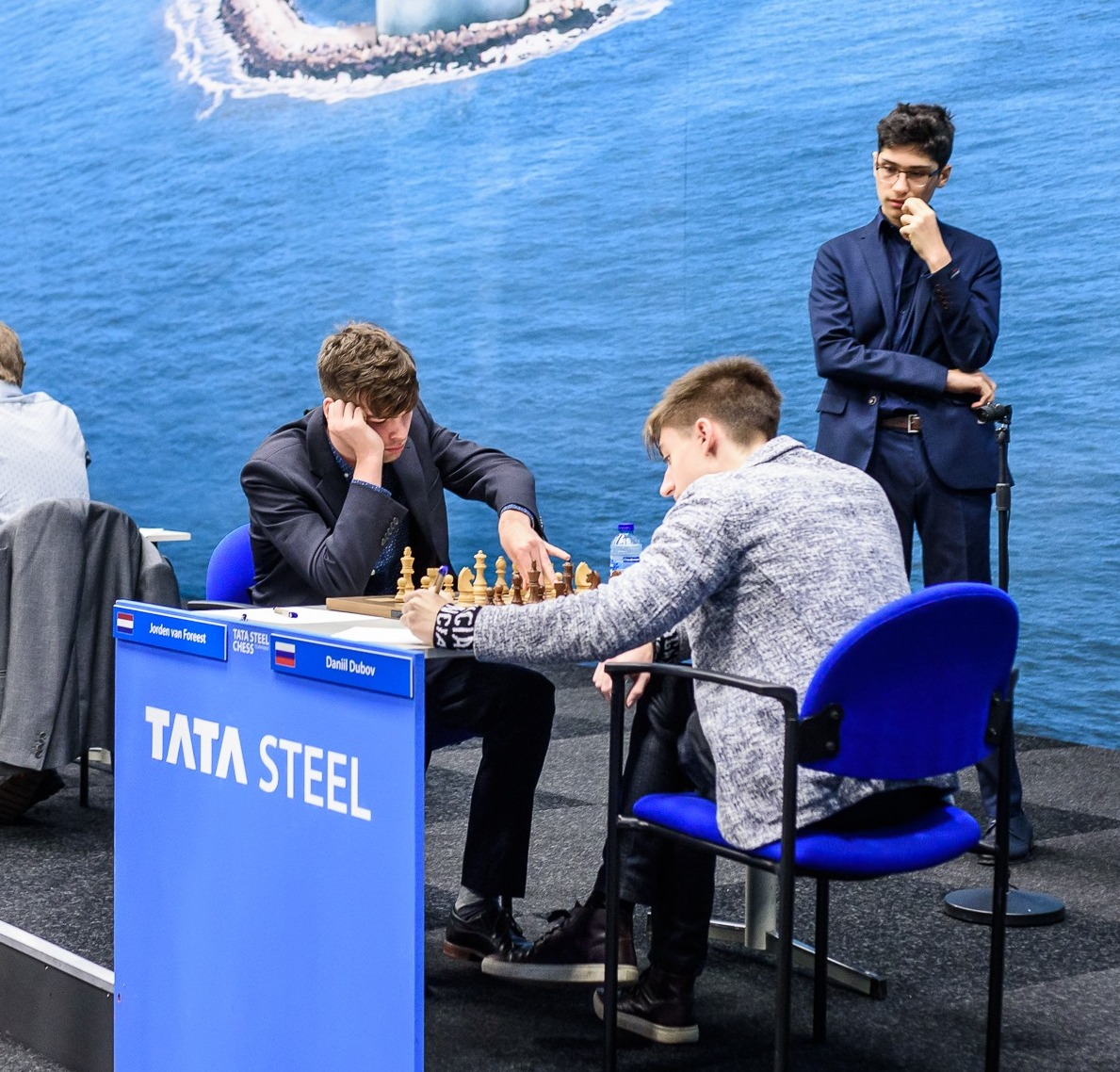 Tata Steel Chess 2020: Firouzja forges ahead