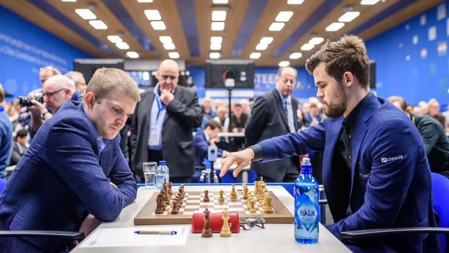 Tata Steel Masters 2020: First win for Carlsen