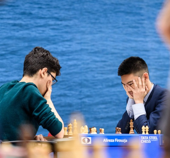 Tata Steel Masters 2020: Firouzja strikes again