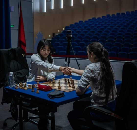 WWCC Game 10: Ju Wenjun spurts into the lead