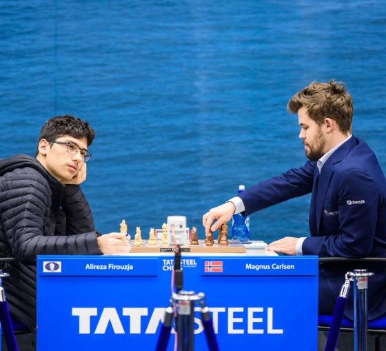 Tata Steel Masters 2020: World Champion outclasses Firouzja
