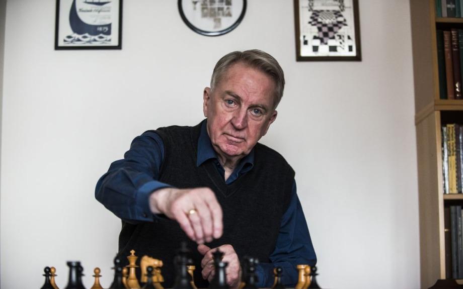 Former FIDE President Fridrik Olafsson turns 85