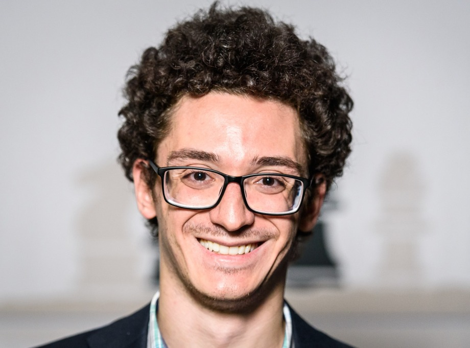 Fabiano Caruana is making up ground
