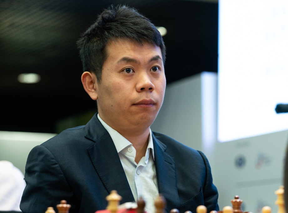 Introducing Candidates: Wang Hao
