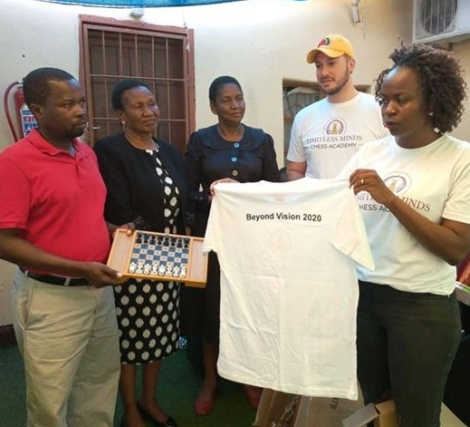 "Botswana hosts ""Beyond Vision"" project for visually impaired people"