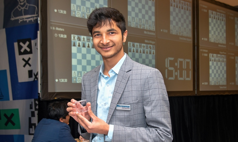 Prague International Chess Festival: Vidit works magic with white