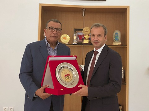 FIDE President holds meetings with the Moroccan authorities