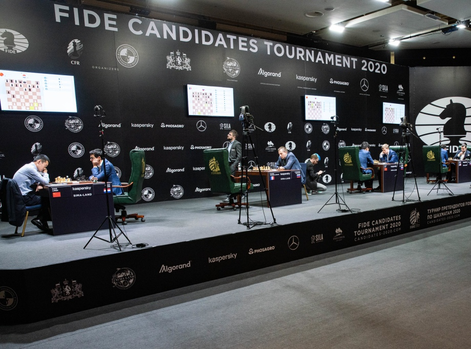 Candidates 2020: A day of draws in Yekaterinburg