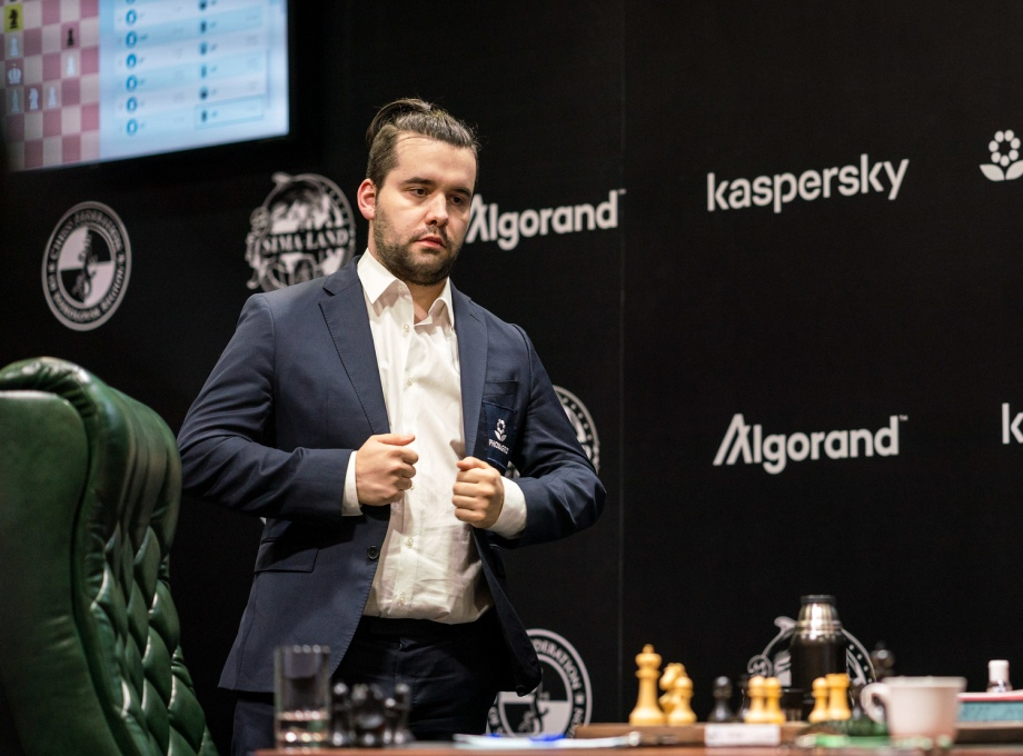 Candidates 2020: In-form Nepomniachtchi stretches the lead