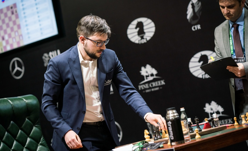 Vachier-Lagrave catches up with Nepomniachtchi