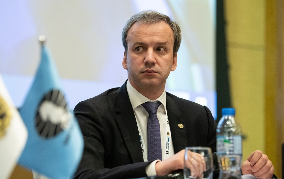 "Arkady Dvorkovich: ""We are ensuring the safe return of players to their homes"""