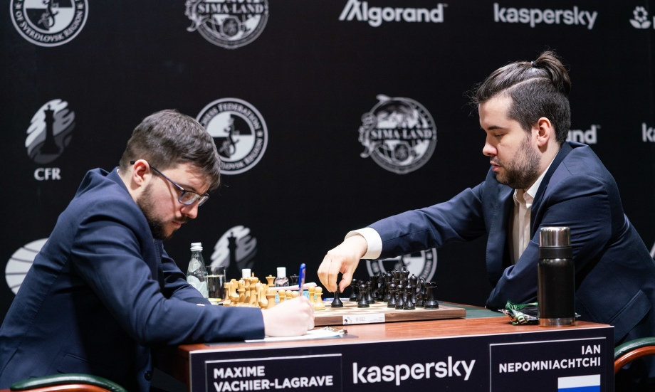 FIDE 2020 Candidates: A roundup of the first part