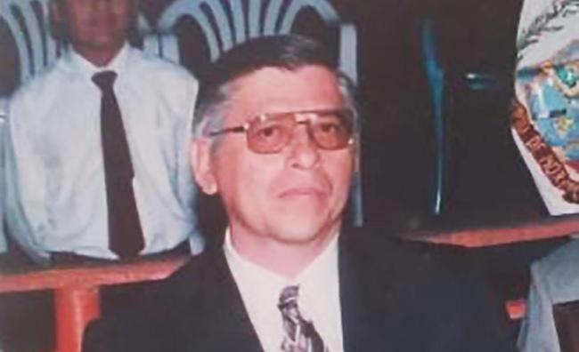 Eduardo Mieles Viteri passes away