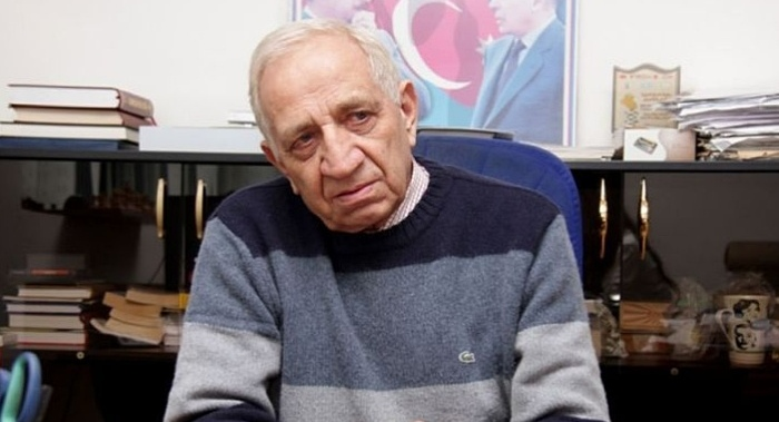 Faig Gasanov turns 80