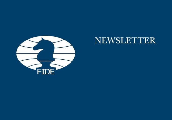 FIDE Newsletter #003 is out