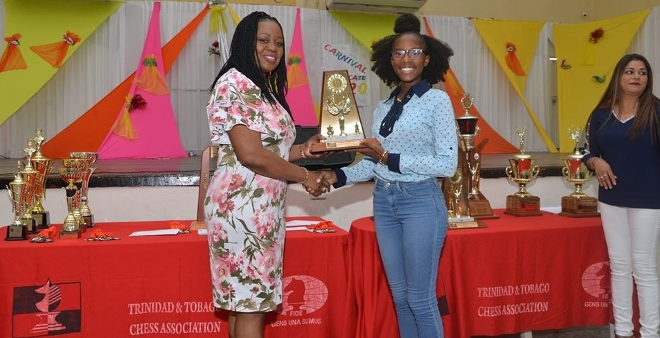 TTCA receives Award for Top Sporting Organization