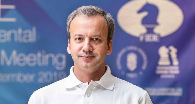 Arkady Dvorkovich: FIDE is moving online