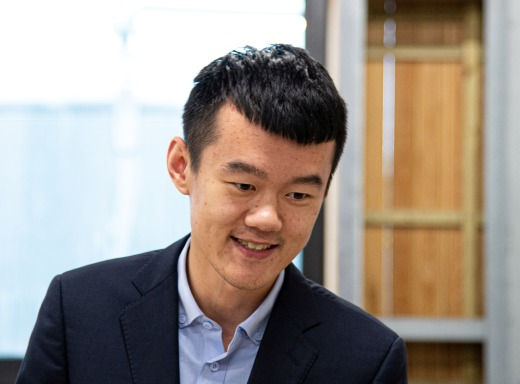 Ding closes on Caruana in September Rating List