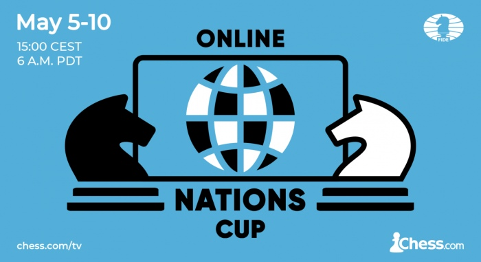 FIDE and chess.com collaborated on the FIDE Nations Cup