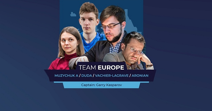 FIDE Chess.com Online Nations Cup: Europe trailing China after Day 3