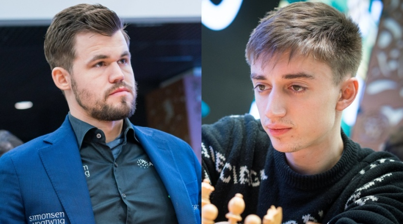 Lindores Abbey QFs: Carlsen and Dubov hit the ground running