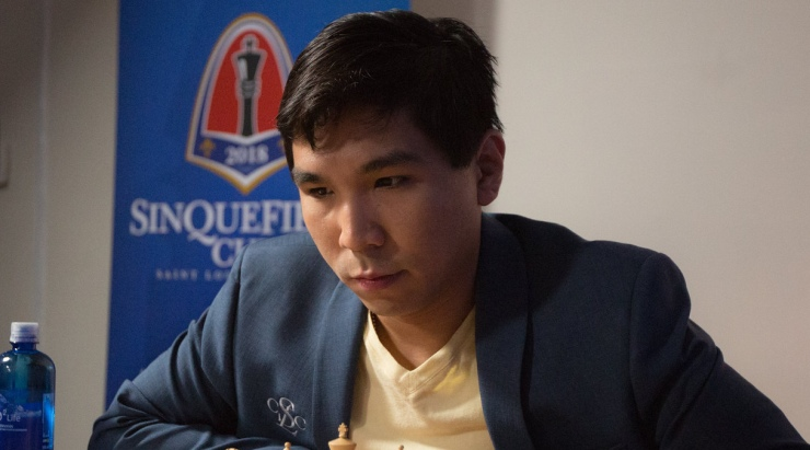 Wesley So takes Clutch Chess title