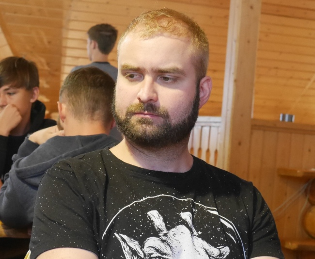 Marcin Tazbir wins FIDE Online Cup for People with Disabilities
