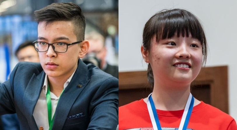 Abdusattorov and Ning Kaiyu win Asian Juniors and Girls Online Chess Championship
